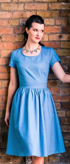Ally Dress [MDS3792] - $54.99 : Mikarose Boutique, Reinventing Modesty