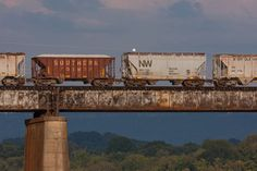 Norfolk/Southern Railway --for my Daddy :)