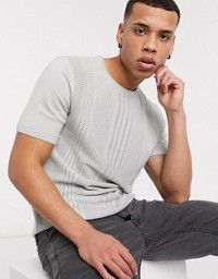 Buy Illusive London Muscle T-Shirt In Stone Suedette at ASOS. With free delivery and return options (Ts&Cs apply), online shopping has never been so easy. Get the latest trends with ASOS now. Asos, River Island, Muscle T Shirts, Calvin Klein Jeans, Latest Trends, Turtle Neck, London, Sweaters, Mens Tops