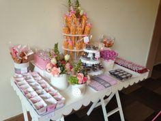 Mesa de dulces bautizo #mesadedulces #candybar