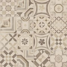 Porcelain stoneware wall/floor tiles CEMENTINE WARM - CERAMICHE KEOPE