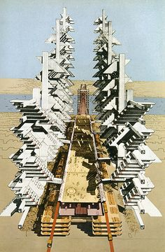Paul Rudolph. Domus v.558 May 1976: 21