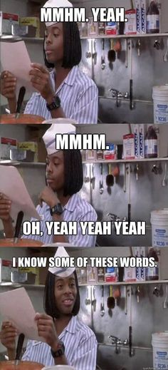 How I feel during finals