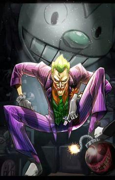 The Joker by Eddie Nuñez: