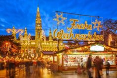 Best Christmas Markets In Europe | Go Real Europe