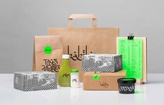 16 Take-Out Packaging Designs - From Flashy Fast-Food Containers to Home-Cooked Pasta Packaging (TOPLIST)