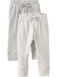 Little Bundles Pant 2-Packs for Baby
