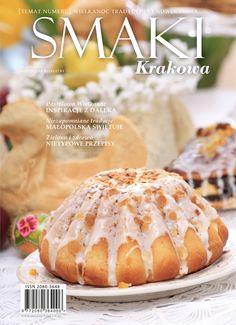 """Wiosenne wydanie """"Smaków Krakowa"""". Pyszne dania z Krakowa i Małopolski."""