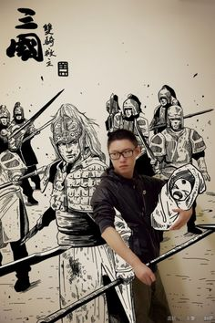 Unexpectedly though, what he wanted to do as a way to express his personal interests has turned into an explosive collection of art that people have been talking about and sharing across the web over the past few days. Have a look at Gaikuo-Captain's amazing art and you'll see why they're so unbelievable…