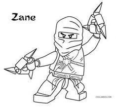 Free Printable Ninjago Coloring Pages For Kids Ninjago Coloring Pages, Coloring Pages For Girls, Flower Coloring Pages, Coloring Pages To Print, Free Printable Coloring Pages, Free Printables, Boy Coloring, Free Coloring, Deco Lego
