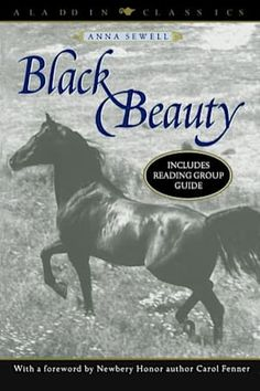 Black Beauty by Anna Sewell - BookBub Reading Groups, Kids Reading, Book Series For Girls, Books Everyone Should Read, Book Stands, Reading Challenge, Children's Literature, Childrens Books, Books To Read