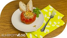 Marrokkanisch gefüllte Grill-Tomaten – vegan Grillen – Veggie-Day
