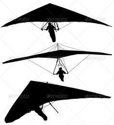 Hang Glider - Sports/Activity Conceptual
