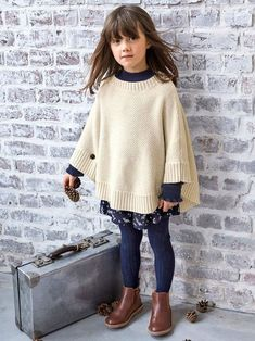 Tendances mode automne-hiver Fall Winter children's collection, girl looks – Cyrillus – Toddler Fall Outfits Girl, Girls Fall Outfits, Little Girl Outfits, Little Girl Fashion, Toddler Fashion, Kids Fashion, Toddler Girls, Fashion Games, Outfits Niños