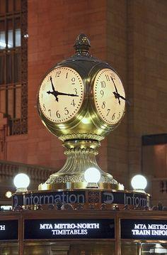 Relol del Hall de Grand Central Terminal
