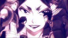 Natsu, Gajeel, Sting, Rogue et Minerva - Fairy tail