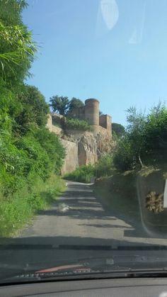 Fortezza Albornoz in Cannicella Street