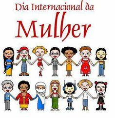 I'm Lis: Dia Internacional da Mulher - International Women'...