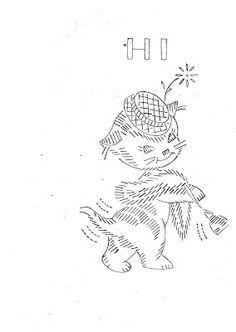 Faster Kittykill! Blog! Blog! : Awwww....A Little Kitty Love