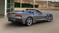 Build Your Own Sports Car: 2015 Corvette Stingray | Chevrolet