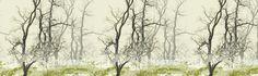 Wander Land Moss - Fototapeter & Tapeter - Photowall