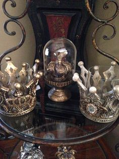 Candle holders I design
