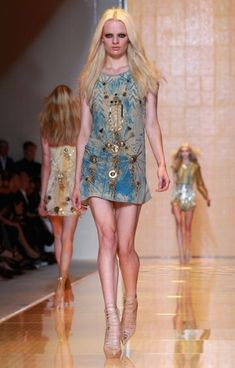 Summer/Spring Versace Collection 2013