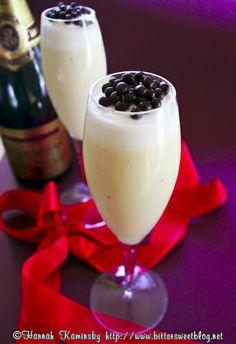 Champagne Custard