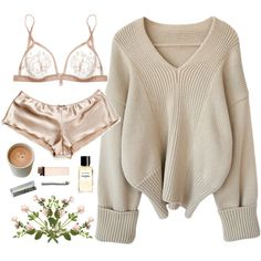 A fashion look from March 2016 featuring Monsoon panties and Elle Macpherson Intimates bras. Browse and shop related looks.
