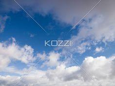 dark clouds cape - Image of dark clouds cape on blue sky