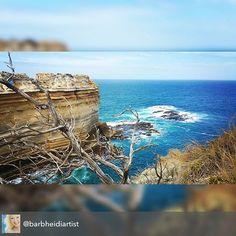 Repost from @barbheidiartist  The Gorge Great Ocean Road...... #thetwelveapostles #the12apostles #twelveapostles #melbourne #australia #victoria #melbournesights #portcambell #melbournetouristguide #greatoceanroad #gorge #naturelovers #natureswonders #sightseeing #cliff #cliffs #ocean #sea #coastline #seegor by melbournetouristguide