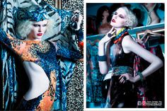 It's Fashion, darling!: New editorial out in Kurv Magazine