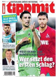West-Derby zum #Bundesliga-Start: Wer setzt den ersten Schlag? ❤ Jetzt in tippmit_dsv:  #effzeh #Fohlenelf