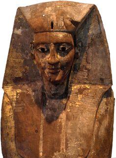 Nubkheperre Intef - sarcophagus in the British Museum