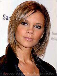 The Ultimate Guide to Victoria Beckham's Bob Hairstyles #VIPBOB