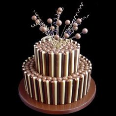 Malteser Explosion cake