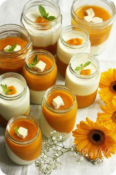 Mango Panna Cotta  Recipe ~ http://www.monsoonspice.com/2013/07/mango-panna-cotta-recipe-how-to-make.html @Sia Krishna | Monsoon Spice