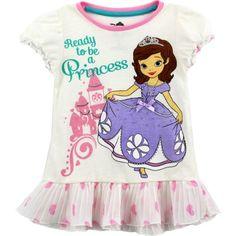 Disney Girls 2-6X Sofia Print Short Sleeve Tee, Vanilla, 5 Disney http://www.amazon.com/dp/B00I0DGC6U/ref=cm_sw_r_pi_dp_XmM6tb0YJ4X23
