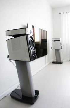 Focal Diablo Utopia High end Audio Audiophile speakers Listening room design