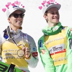 Peter Prevc Johann Andre Forfang Andreas Wellinger, Ski Jumping, Skiing, Celebrities, Sports, Slovenia, Jumpers, Random, Happy