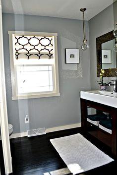 Innovative Interior - roman shade DIY