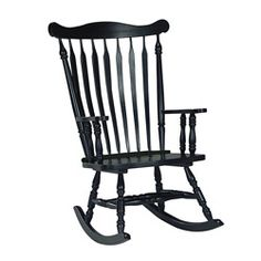 Mmm... rocking chairs