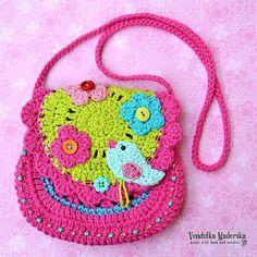 La primavera è quasi qui - accoglierlo con la borsa di birdie di primavera! La tua bambina avrà un aspetto così carina che lo indossa :-)  * Questo è