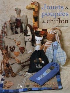 KLEMATISjouets et poupees de chiffon - profumo di lavanda - Picasa Webalbumok
