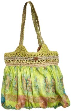Cappelli Women's Batique Bag With Toyo