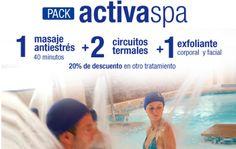 Descuento de 65€ en el Pack Activaspa en Hidrópolis Aqua