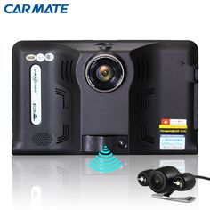 114.12$  Watch now - http://alie75.worldwells.pw/go.php?t=32339651003 - New 7 inch Android Car GPS Navigation with Rear View Reversing Camera Car dvrs  Vehicle Gps WIFI AVIN  Navitel/Europe map 114.12$