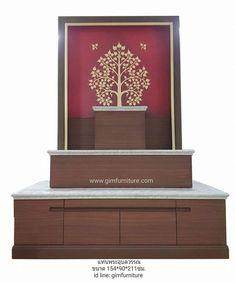 Ganpati Festival, Pooja Room Door Design, Puja Room, Room Doors, Altars, Décor Ideas, Home Furniture, Buddha, Rooms