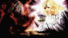 Madonna vs Lady Gaga by Taeppesh81