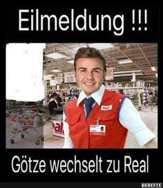 ¡Götze cambia a Real! Championship League, Top League, Funny Scenes, Sports Memes, Channing Tatum, Funny Facts, Man Humor, Country Music, Haha